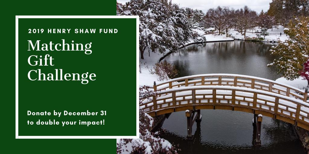 2019 Henry Shaw Fund Appeal