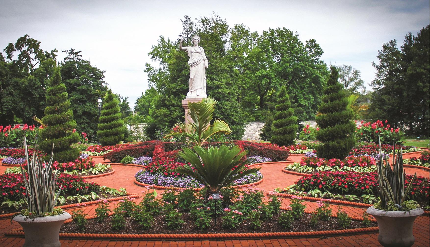 Garden 2016 Fall Appeal Enrich Life Missouri Botanical Garden